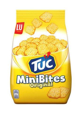 Lu | Tuc | Minibites Naturel | 15 x100 gram