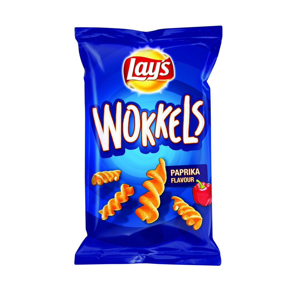 Lay's | Wokkels paprika | 24 x 30 gram
