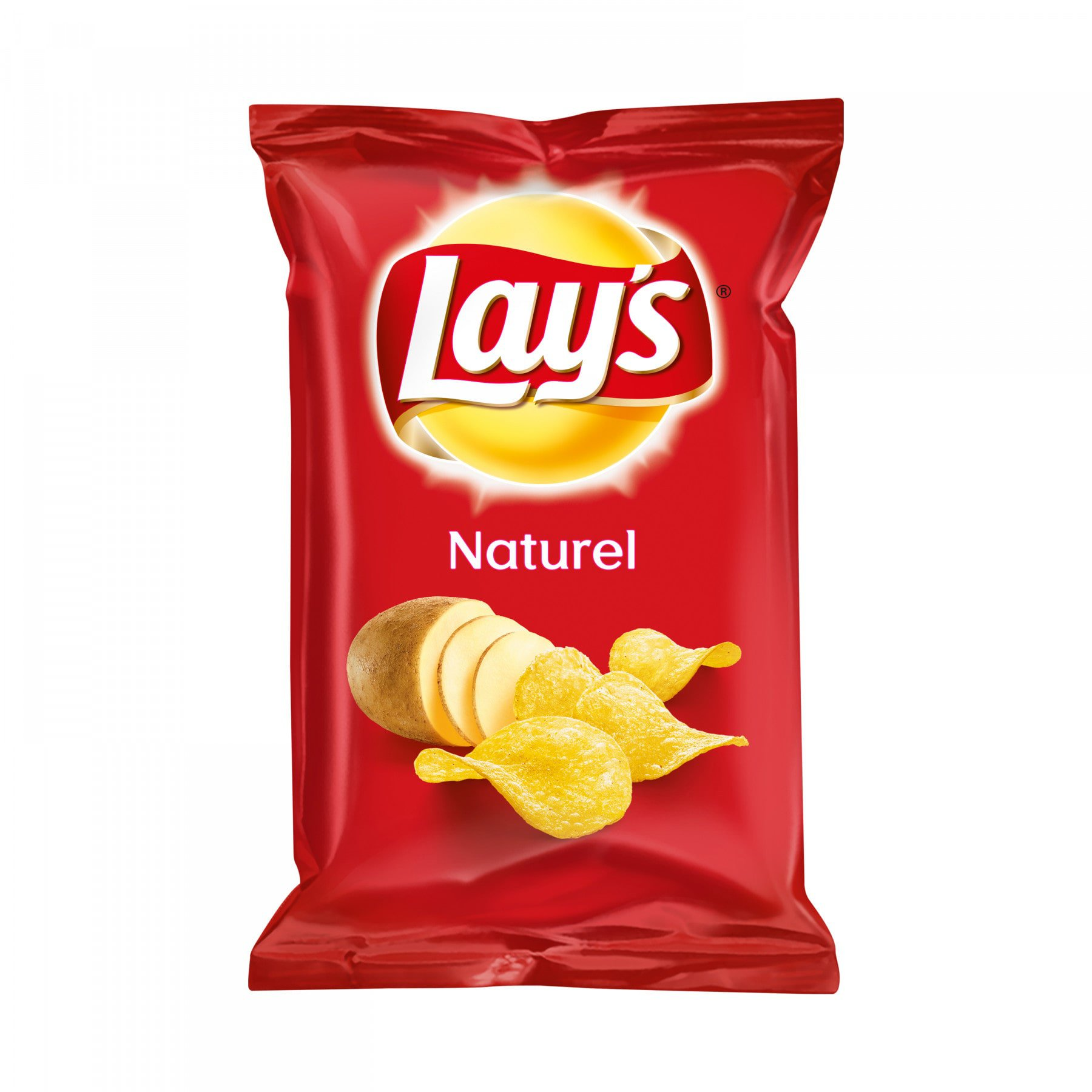 Lay's | Naturel | 20 x 40 gram