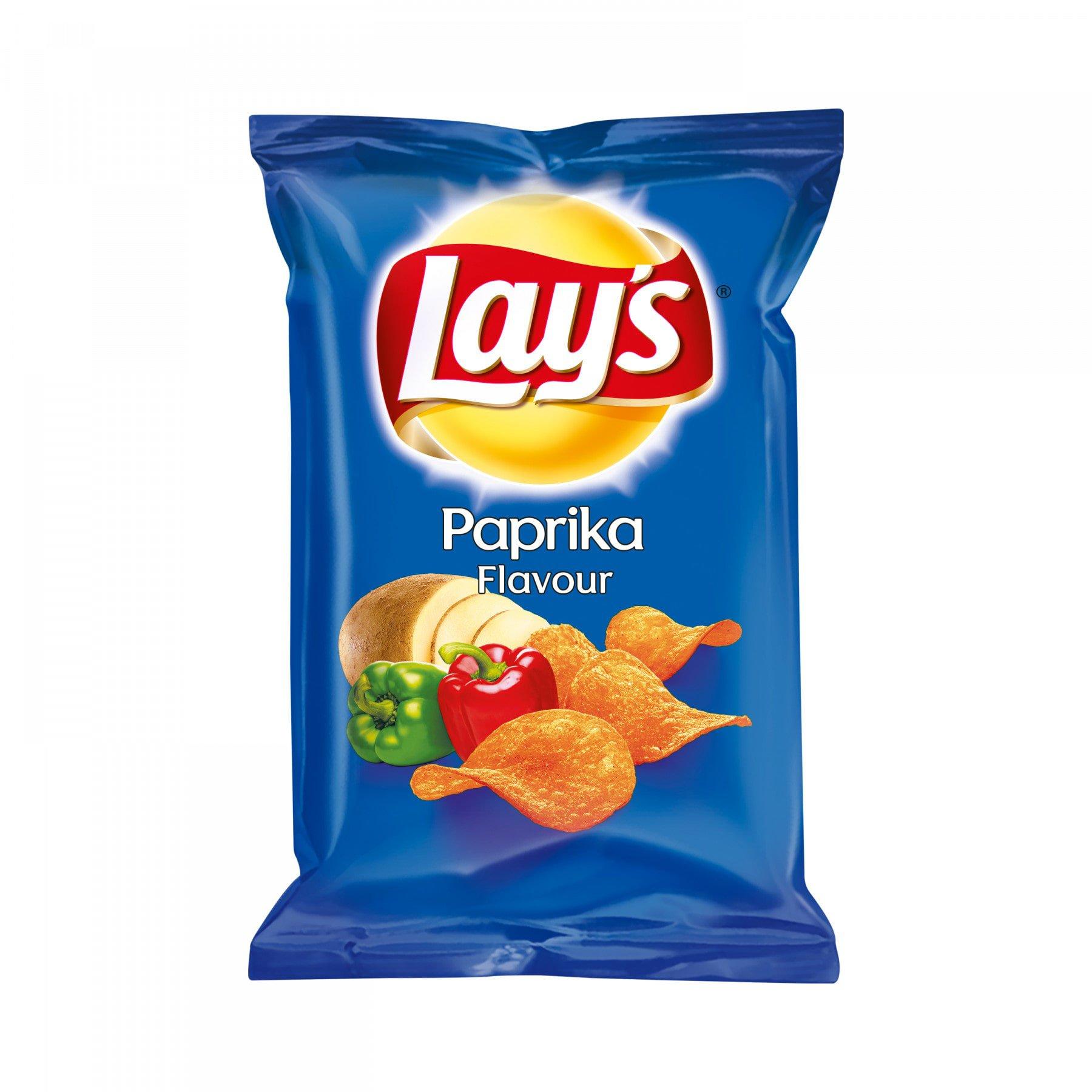 Lay's | Paprika | 20 x 40 gram