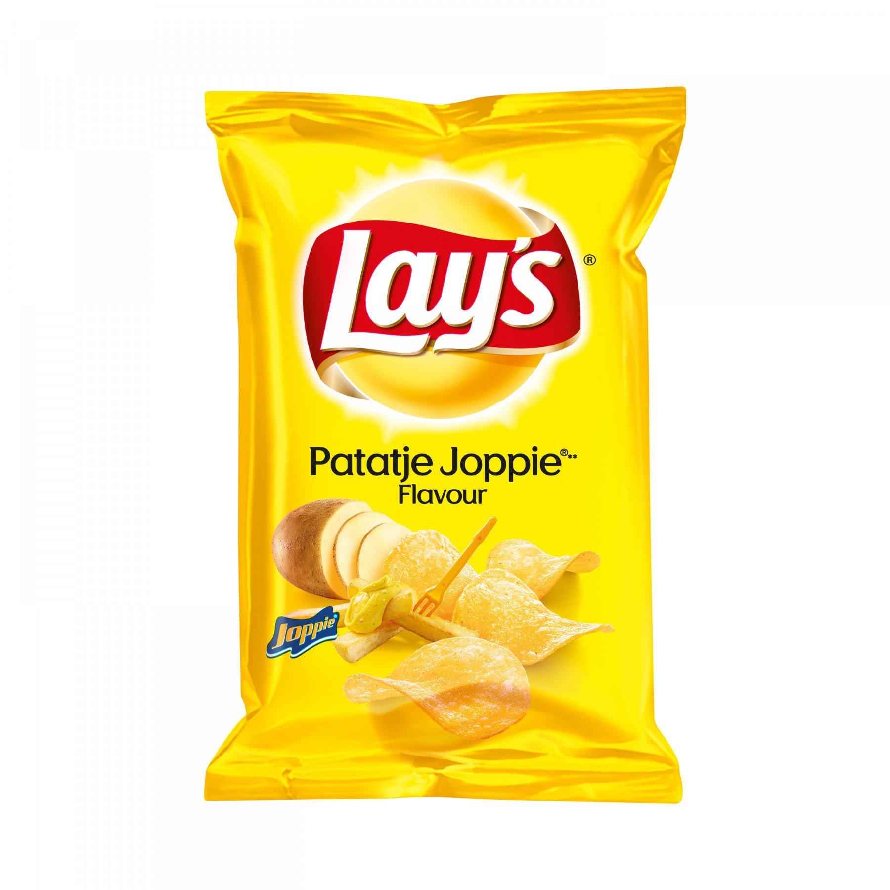 Lay's | Patatje Joppie | 20 x 40 gram