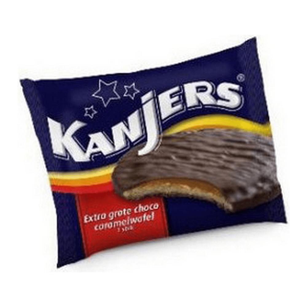 Kanjers | Choco Wafels | 24 stuks