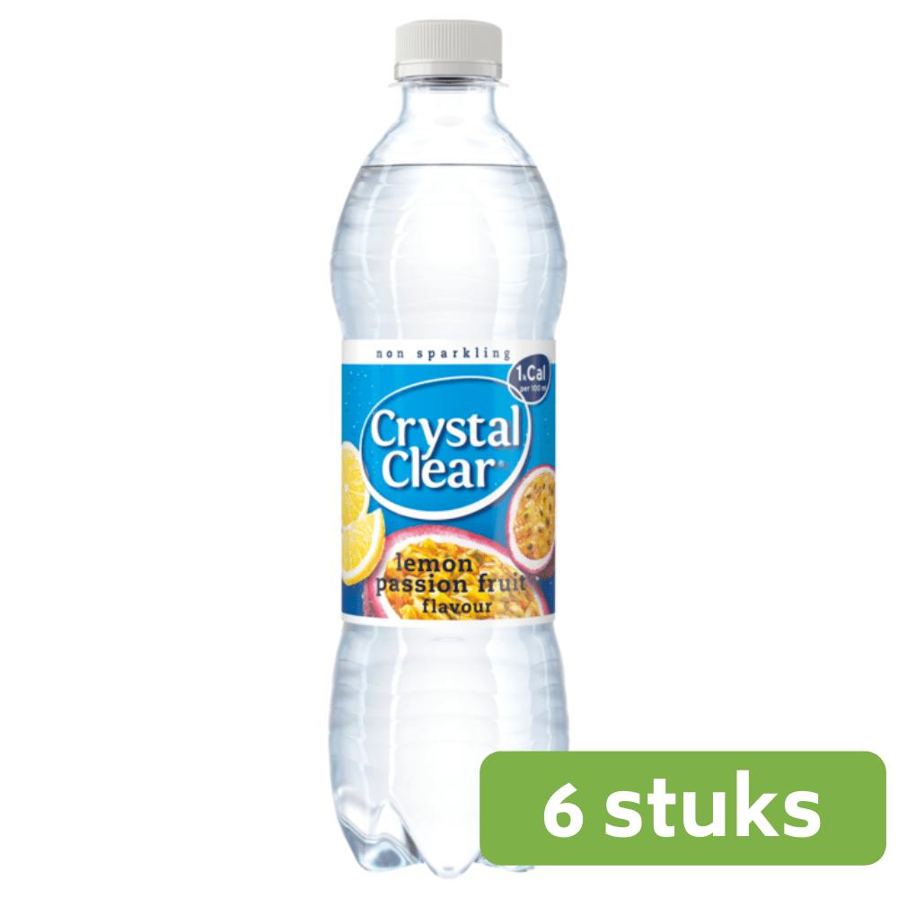 Crystal Clear Citroen & Passie   6 x 0,5 liter
