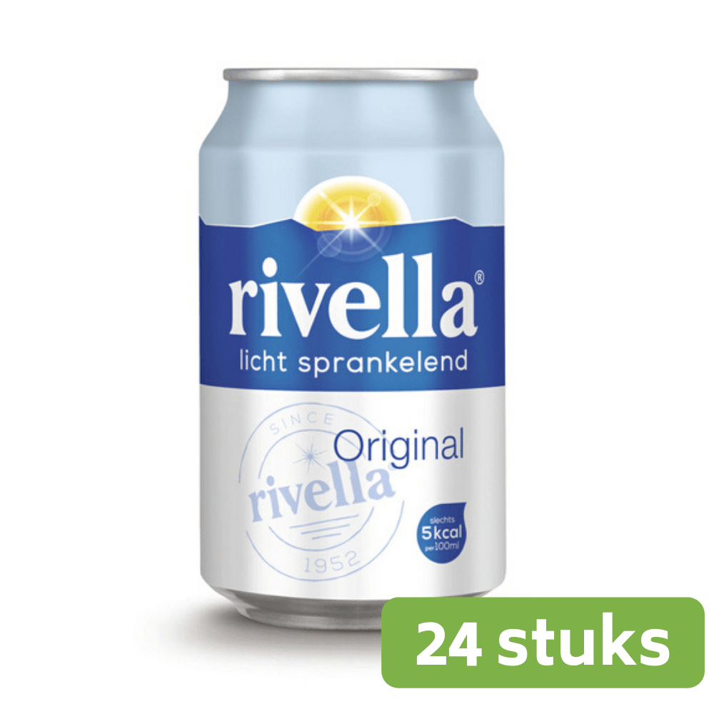 Rivella Light | Blik 24 x 33 cl