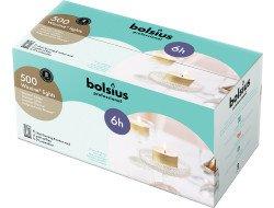 Bolsius | Waxine Lichtjes | 500 stuks