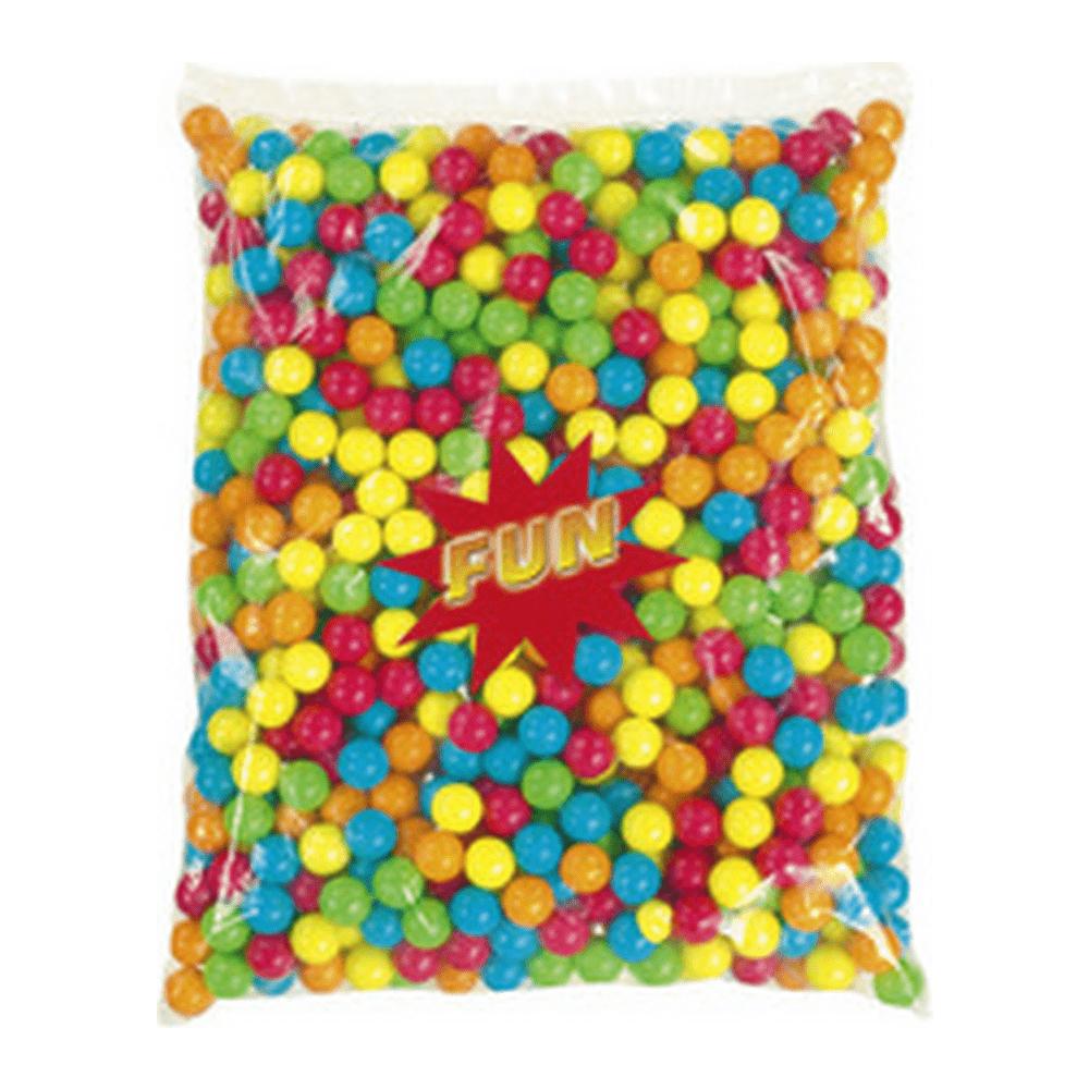 Fun Kauwgomballen 2,5 kg