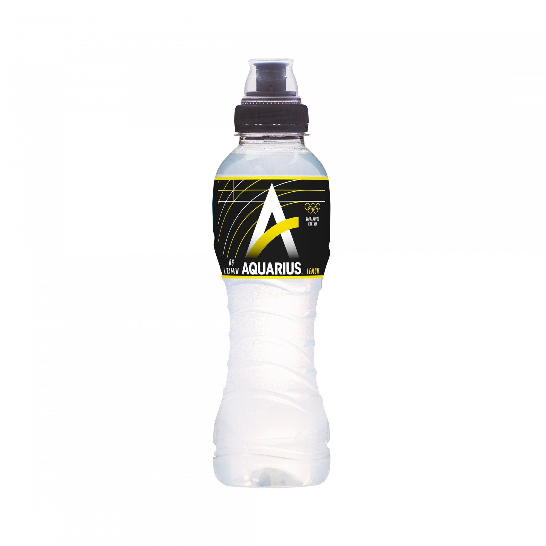 Aquarius Lemon | Petfles 12 x 0,5 liter