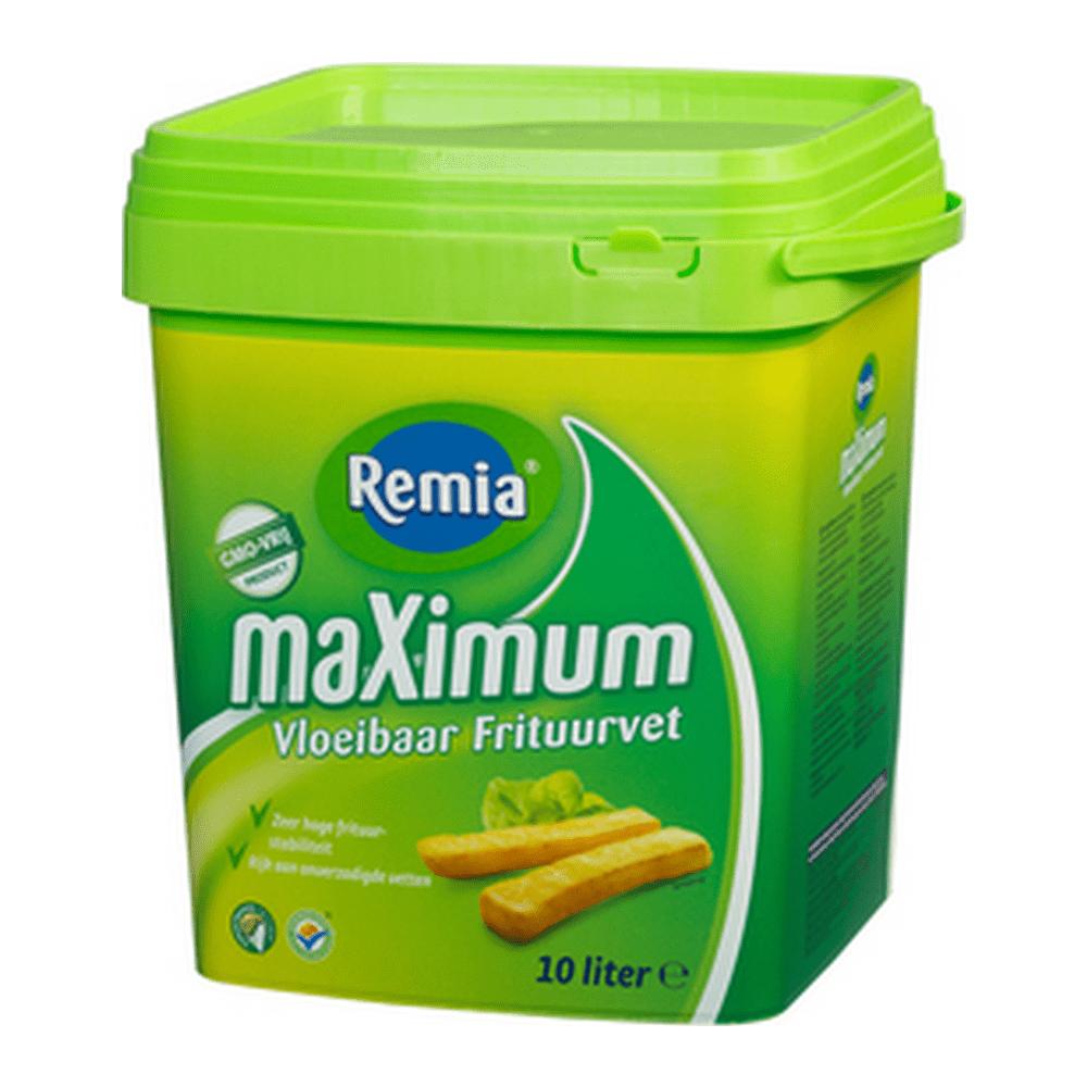 Remia | MaXimum vloeibaar frituurvet | Emmer 10 liter