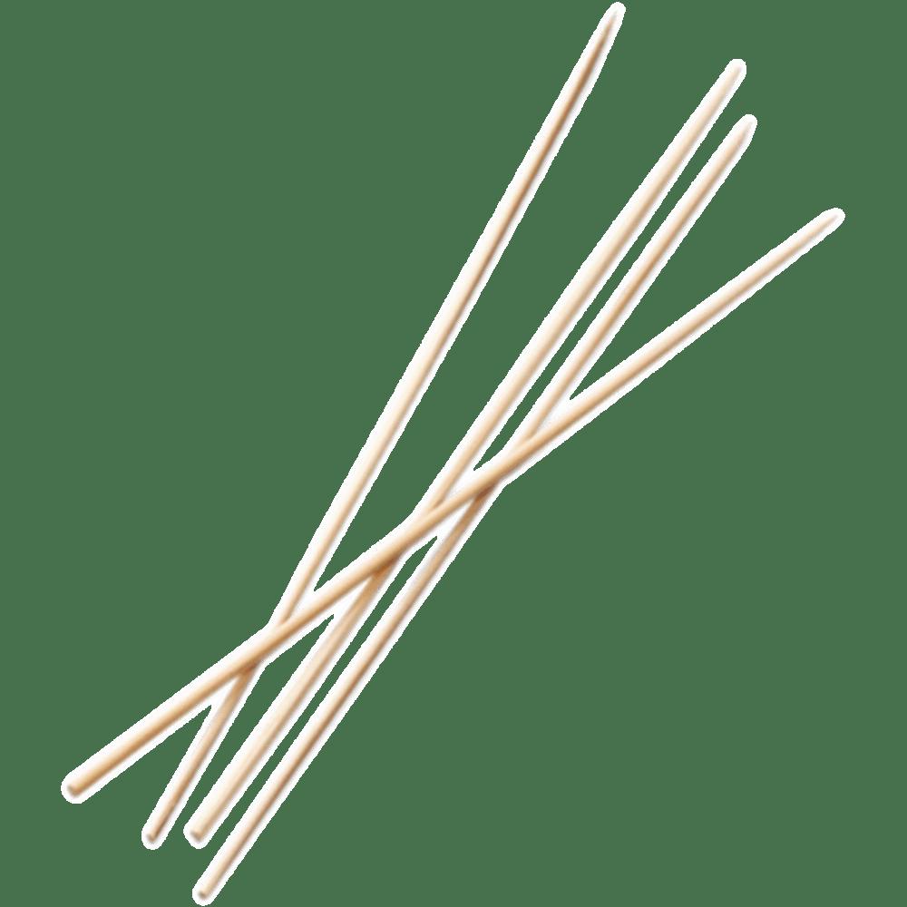 Biodore® Prikker satéprikker Bamboe 10 x 2000 stuks