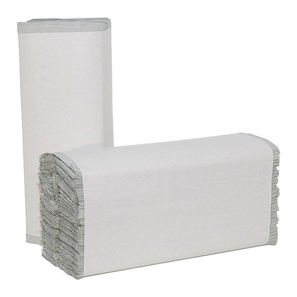 Euro Products   Vouwhanddoekjes 1-laags   C-vouw   33 x 25 cm   3600 stuks