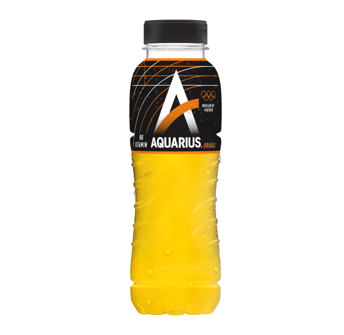 Aquarius Orange | Petfles 24 x 33 cl