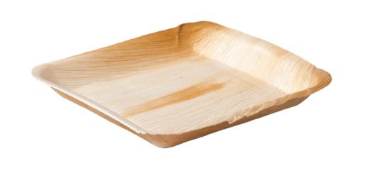 Biodore Bord Palmblad 4 x 25 stuks