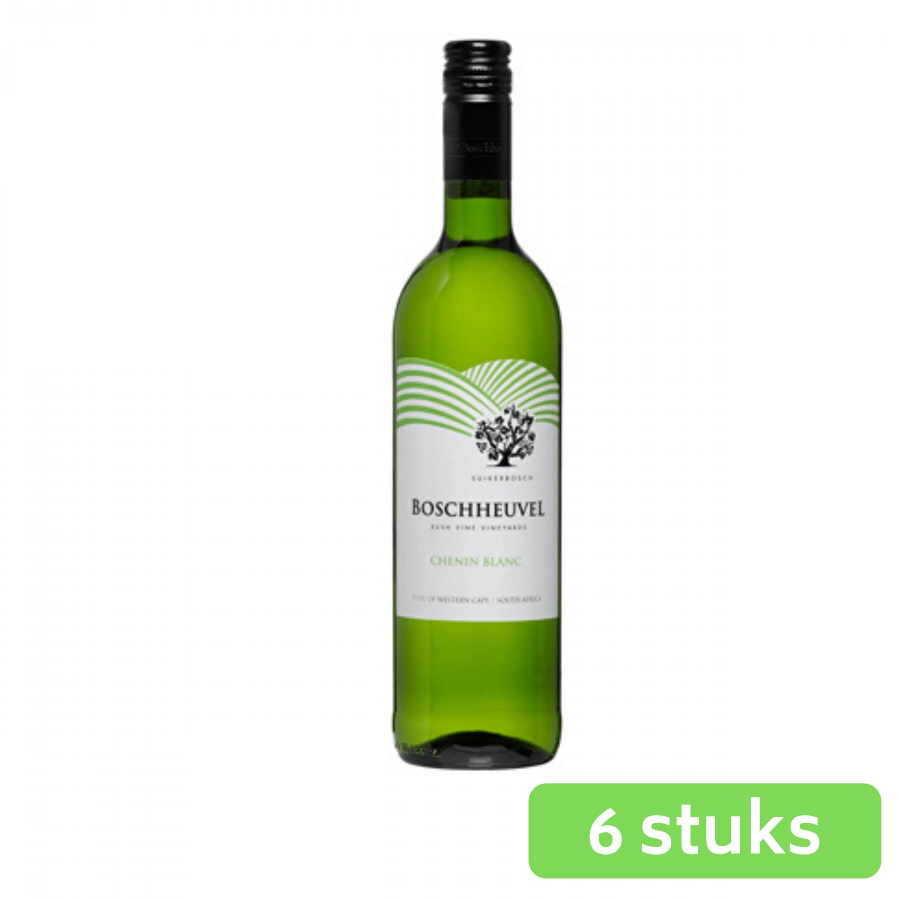 Suikerbosch Chenin Blanc | Witte wijn | Fles 6 x 0,75 liter