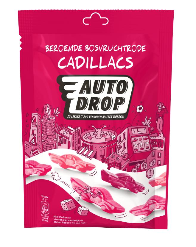Autodrop | Cadillacs | Zak 15 x 180 gram