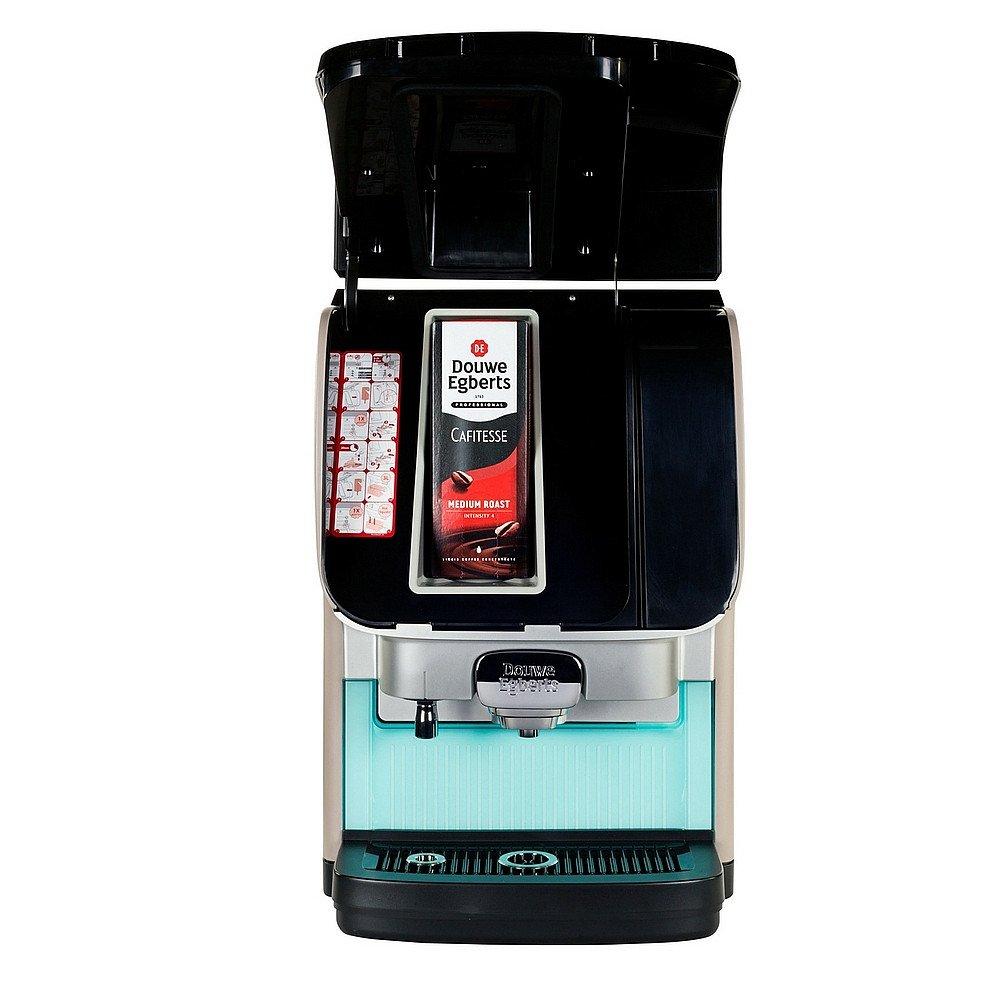 Douwe Egberts | Cafitesse Excellence Compact Black | Wateraansluiting