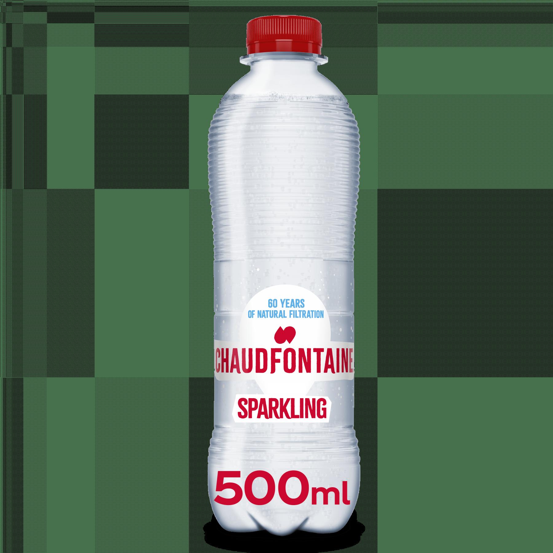 Chaudfontaine Sparkling | Petfles 24 x 0,5 liter