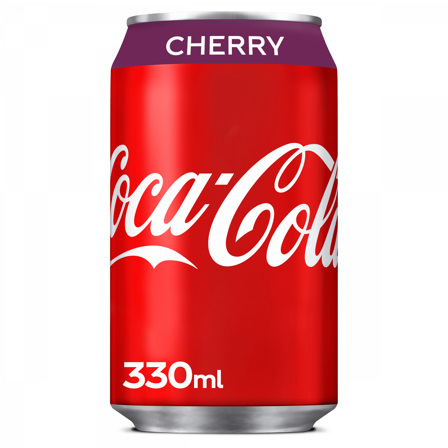 Coca Cola Cherry   Blik 24 x 0,33 liter
