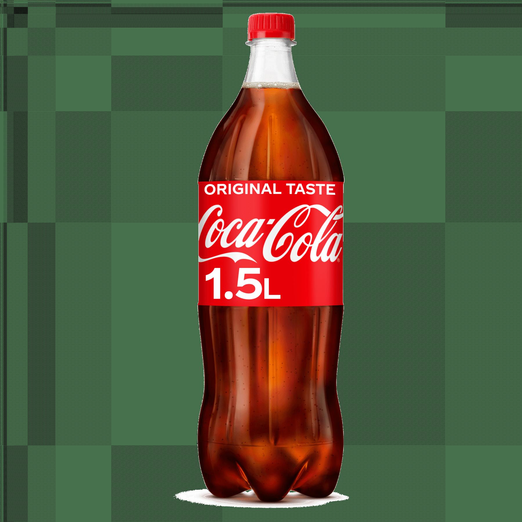 Coca Cola Regular | Petfles 6 x 1,5 liter