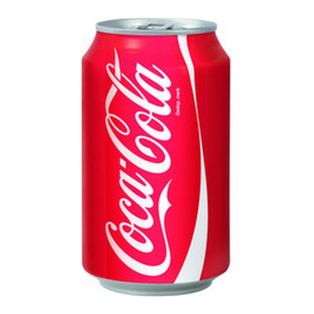 Coca Cola Regular blik 33 cl 24 stuks