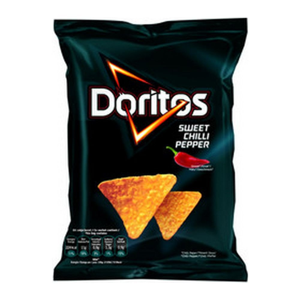Doritos Sweet Chilli pepper, 44 gram à 20 stuks