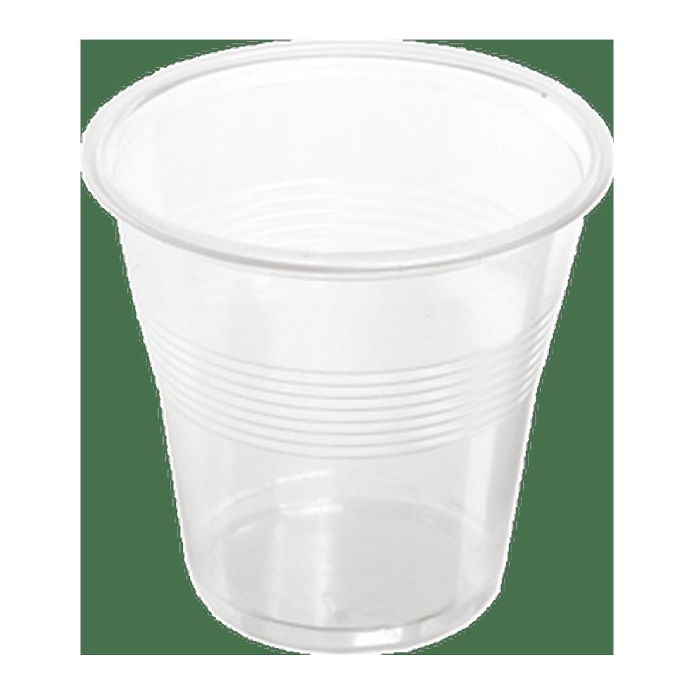 Drinkbeker 100 ml transaparant 2880 stuks