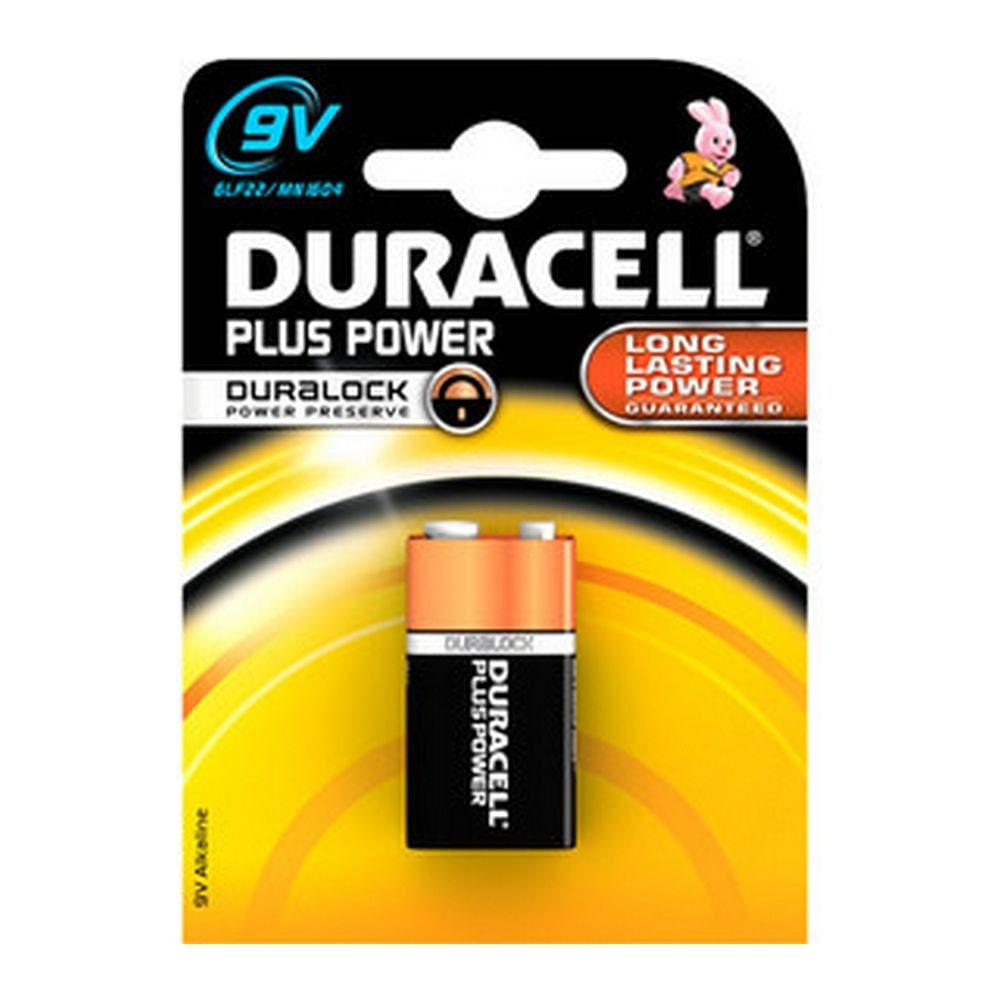 Duracell | Plus MN1604 6 LR 61 | 10 x 1 stuks