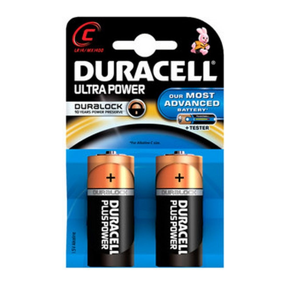 Duracell Ultra MN1400, 2 stuks à 10 verp.