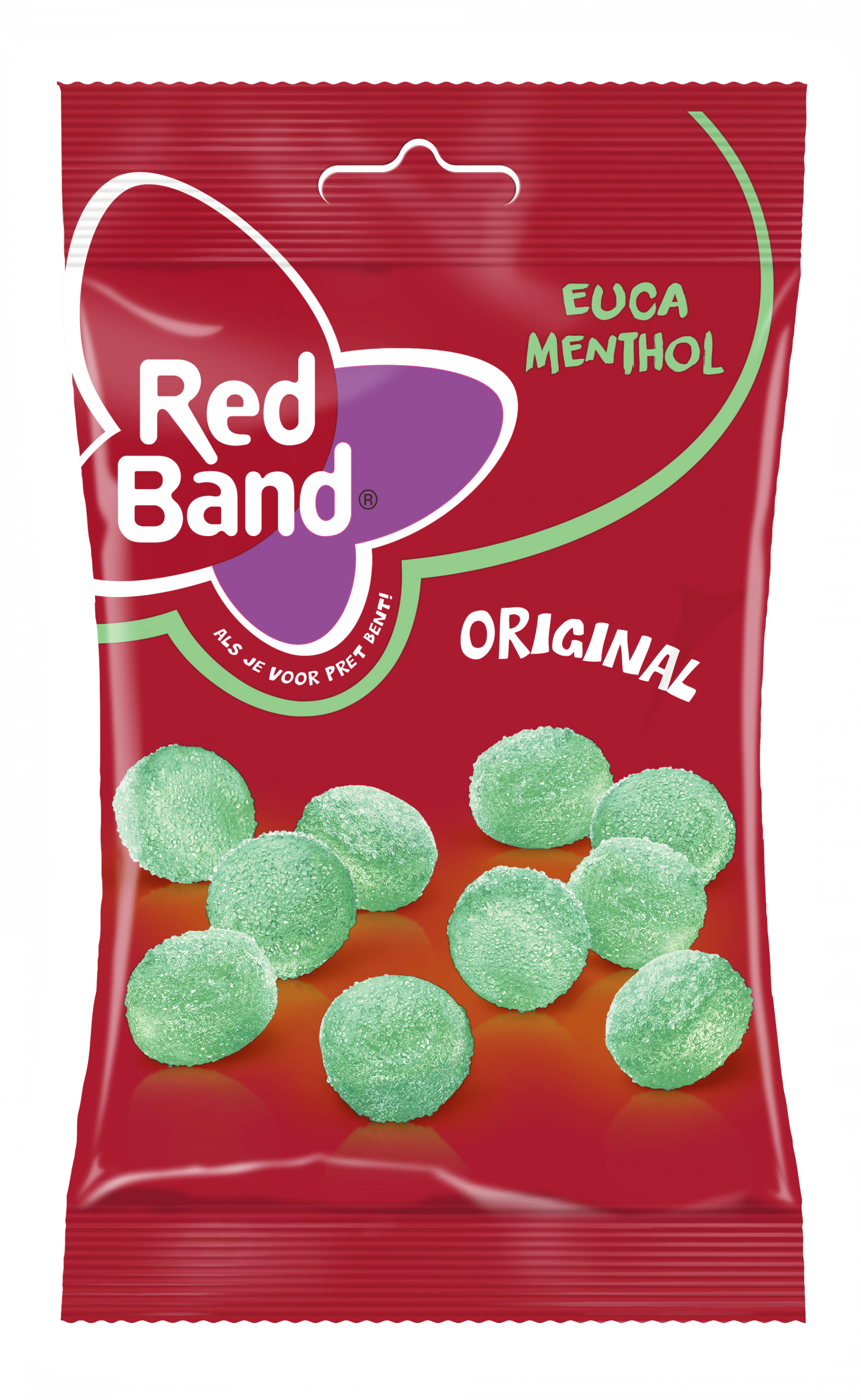 Red Band | Euca- Menthol | 12 stuks