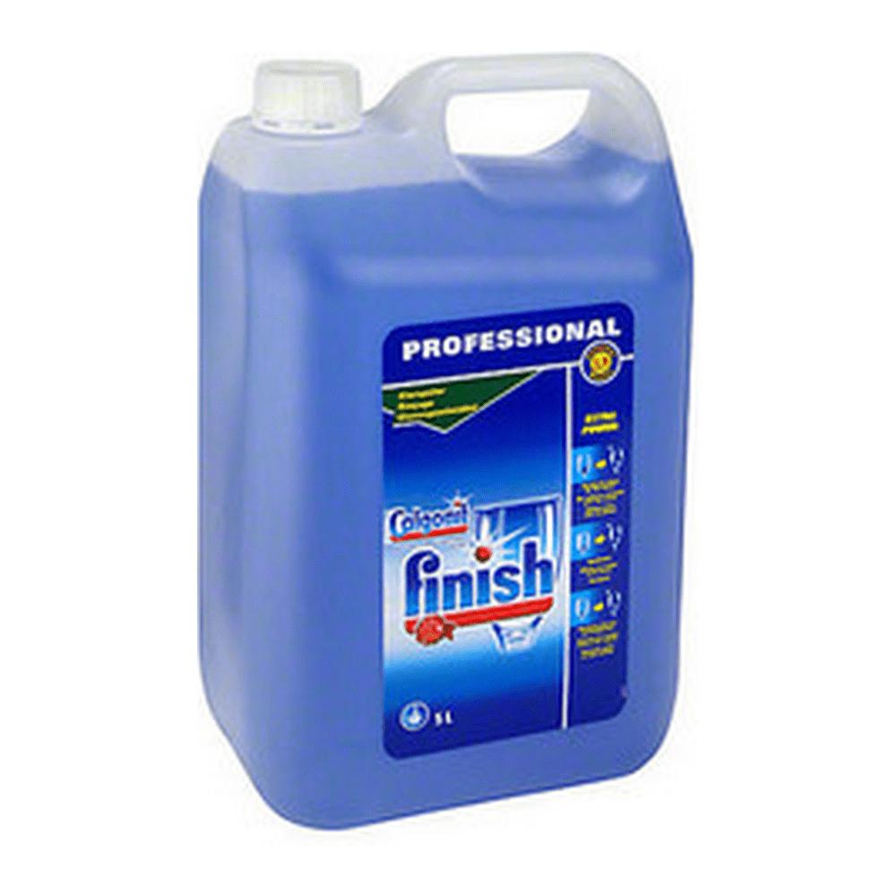Finish   Glansspoelmiddel   Jerrycan 5 liter