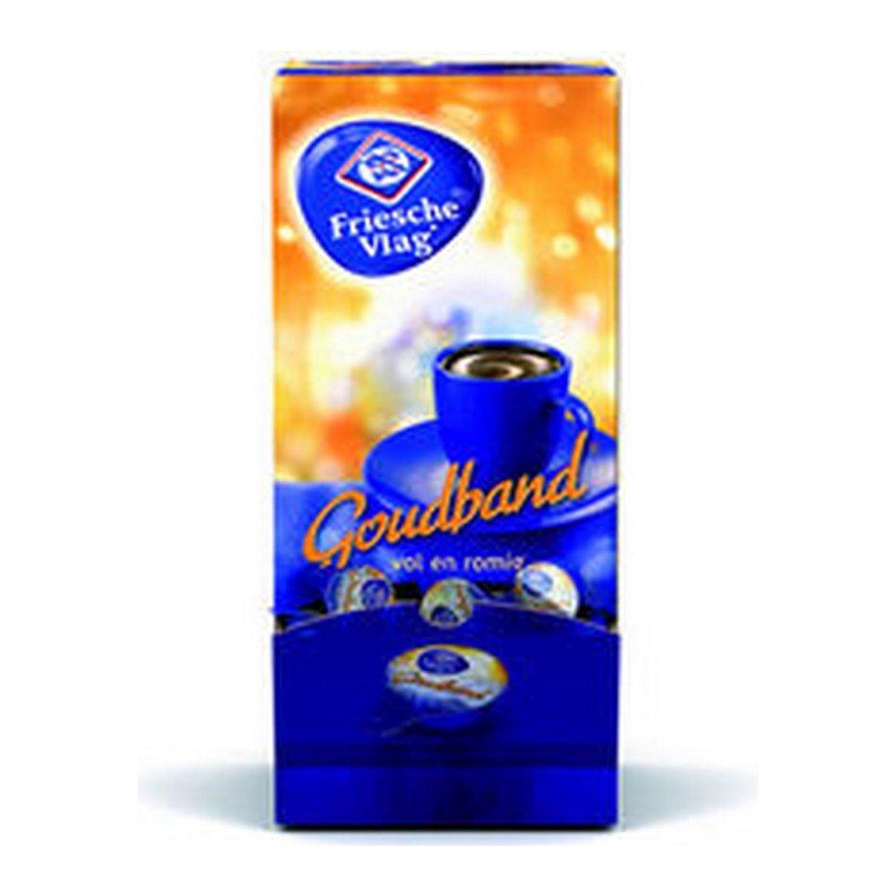 Friesche Vlag | Goudband | Melkcups 400 stuks