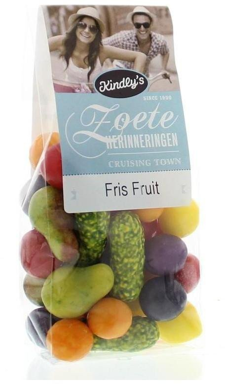 Kindly's | Fris Fruit | 7 x 180 gram
