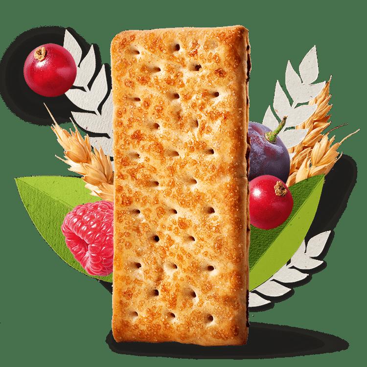 Sultana | Fruitbiscuit Bosvruchten | 24 stuks