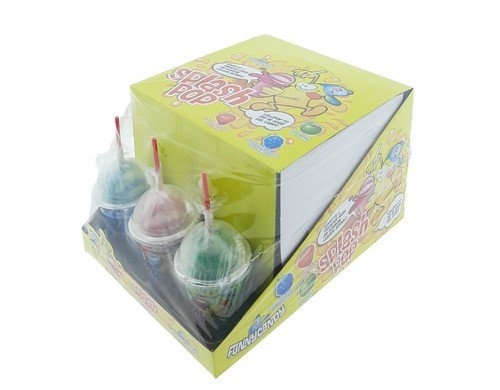 Funny Candy | Splash Pop | 12 stuks