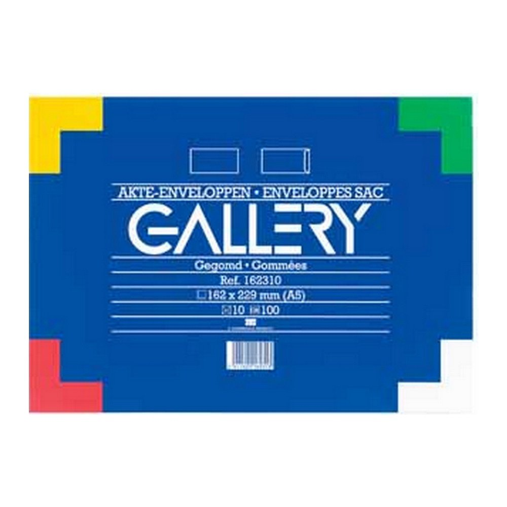 Galley | Enveloppen | 162 x 229 mm | 10 x 10 stuks