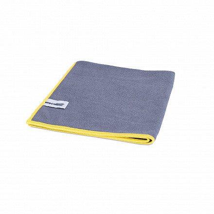 Weco   Microvezeldoek   Allure   Grijs/geel   10 stuks