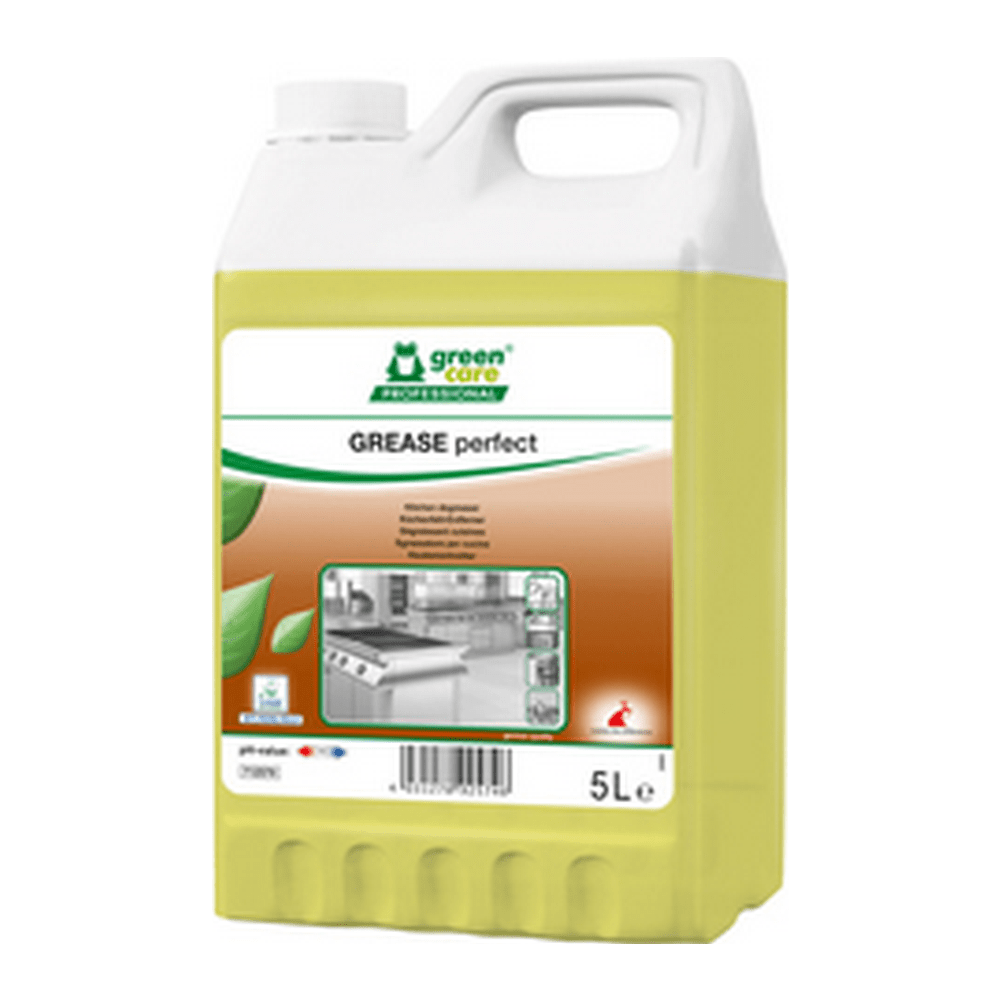Green care   Grease perfect   Jerrycan 5 liter