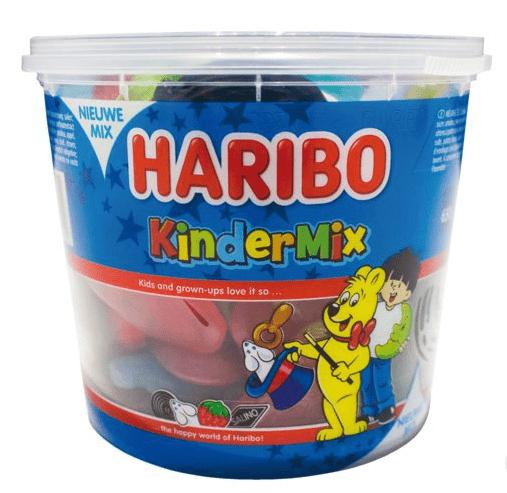 Haribo | Kindermix | Emmer 650 gram