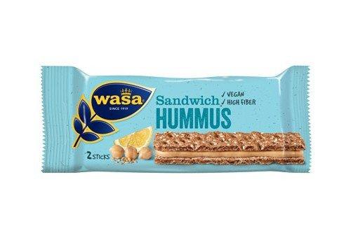 Wasa | Sandwich Hummus | 24 repen