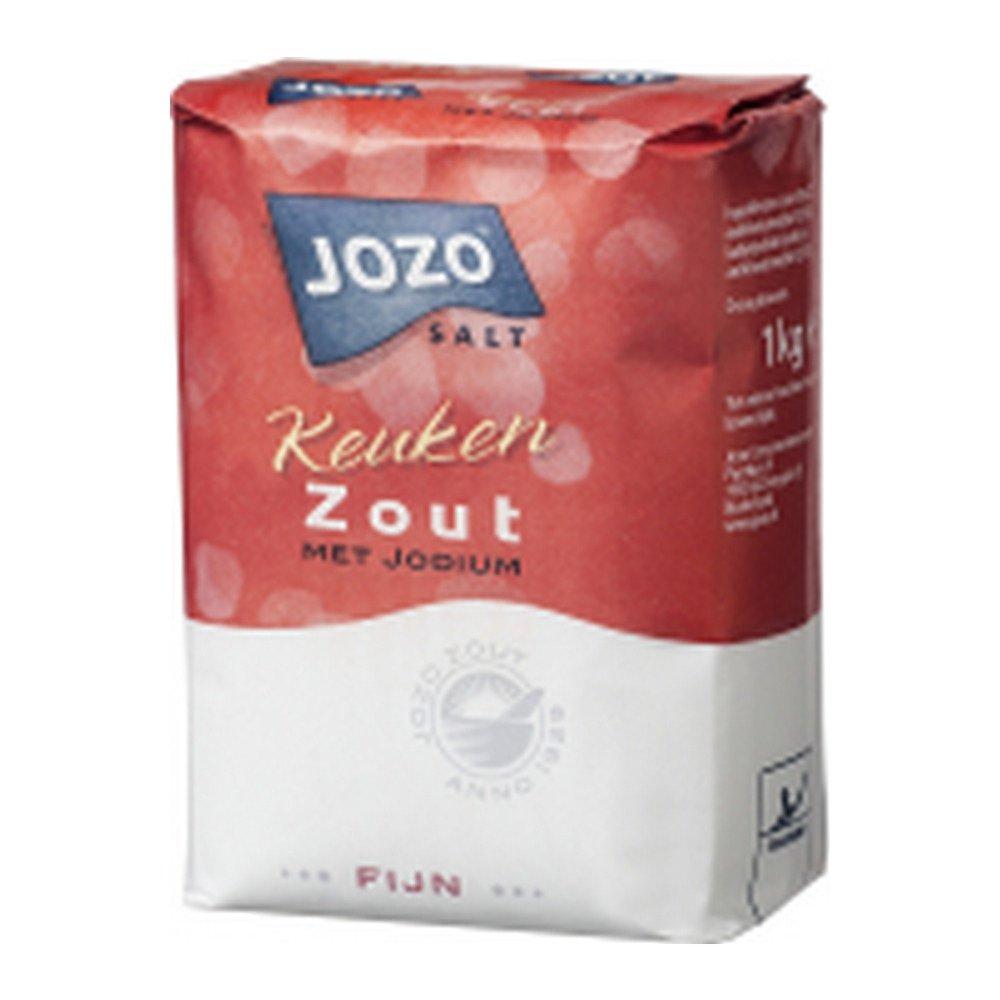 jozo zout los 1000 gram 12 stuks