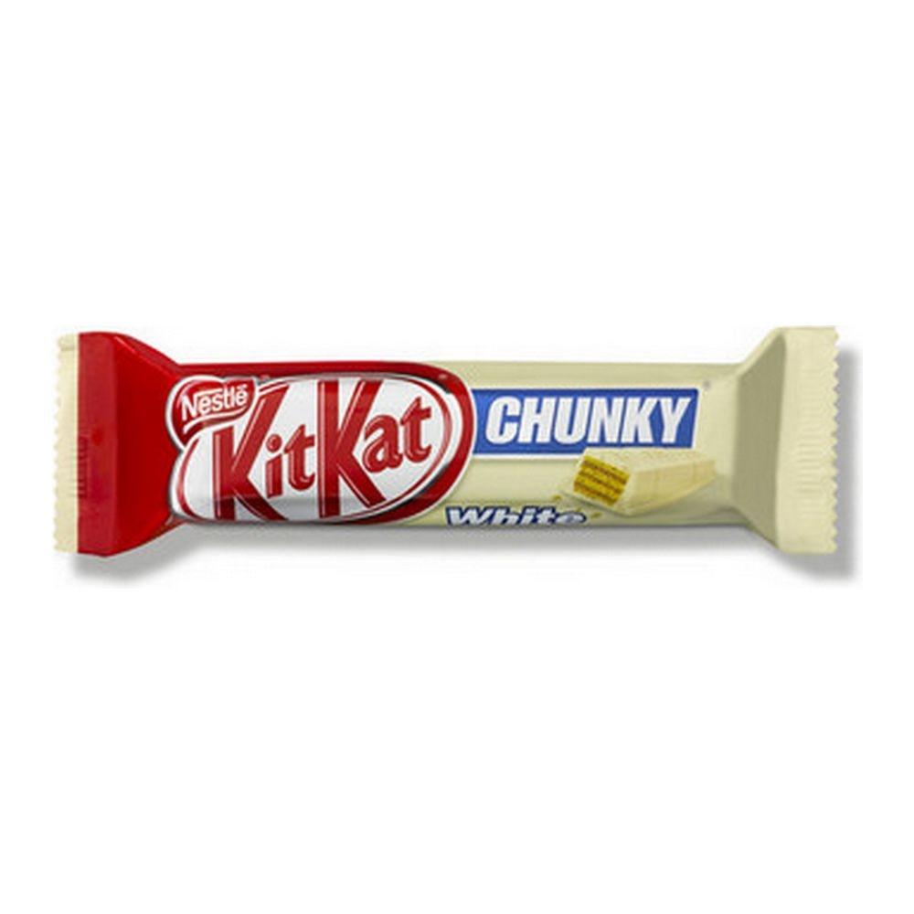 Kit Kat | White chunky | 24 stuks
