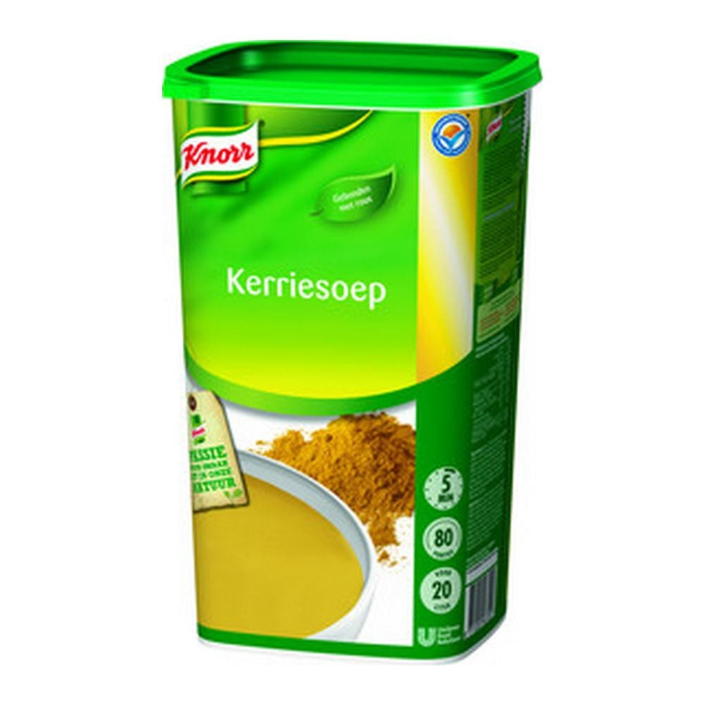 Knorr | Kerriesoep | 18 liter