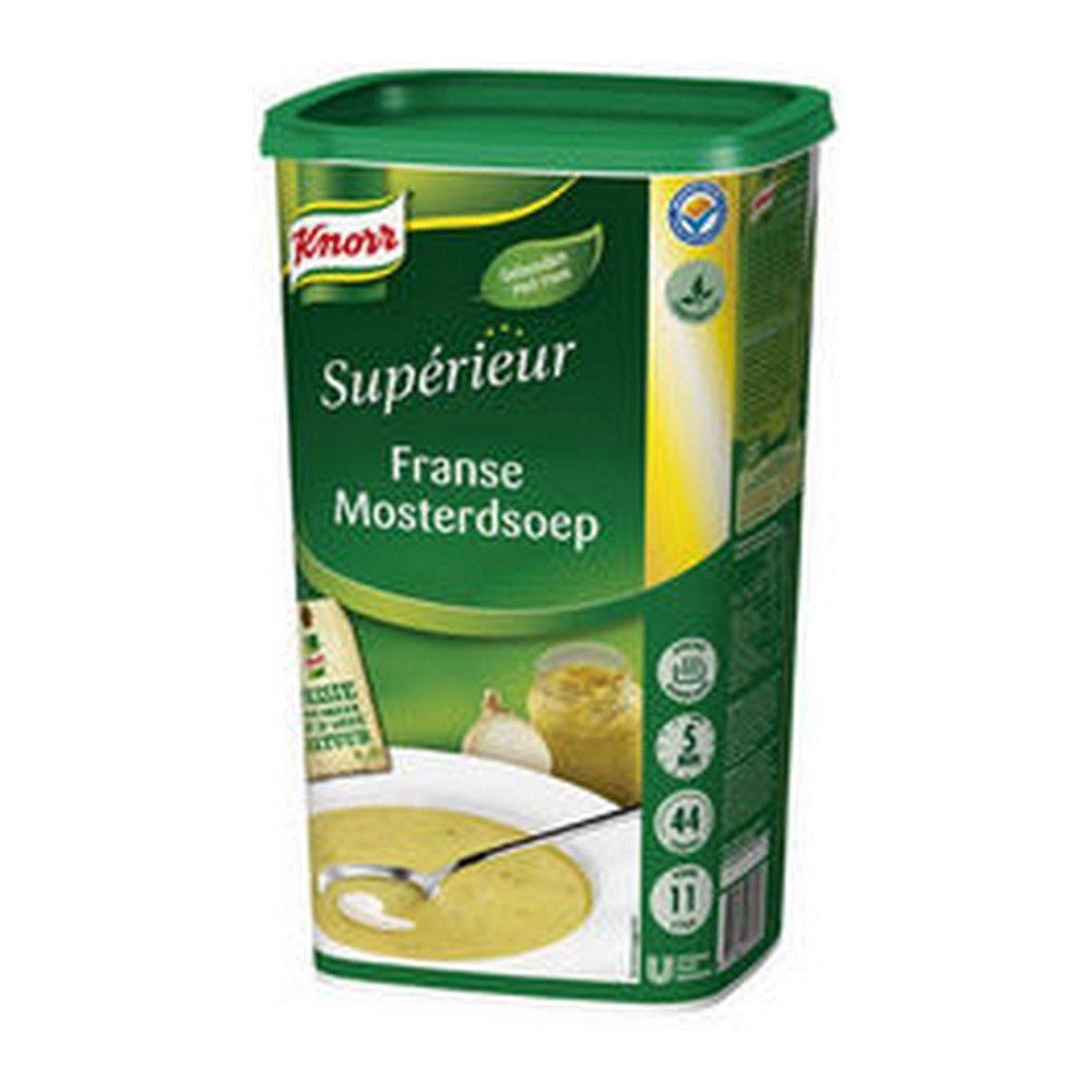 Knorr | Superieur | Franse Mosterdsoep | 11 liter
