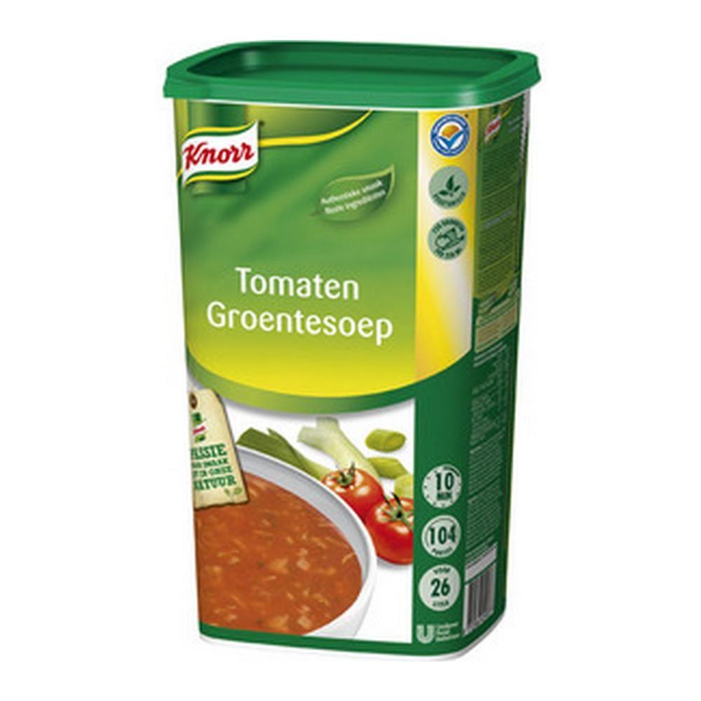 Knorr | Tomaten Groente | Bus 19 liter