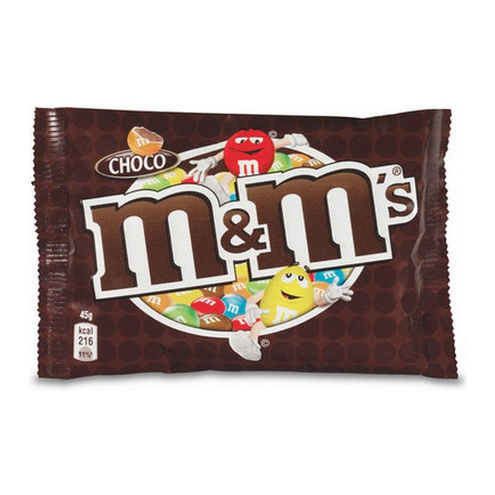M&M's | Choco | Doos 24 stuks