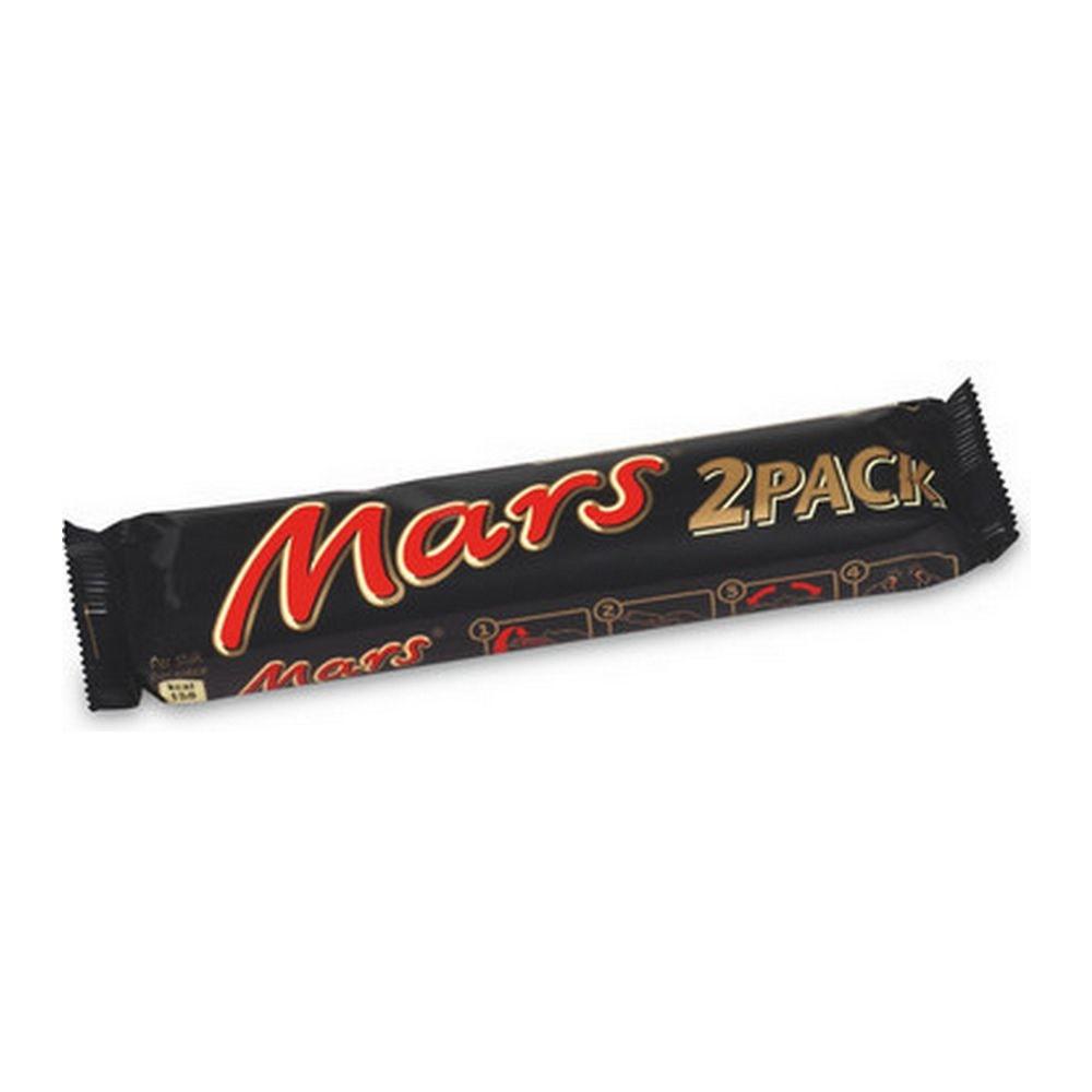 Mars | 2-pack | Doos 24 stuks
