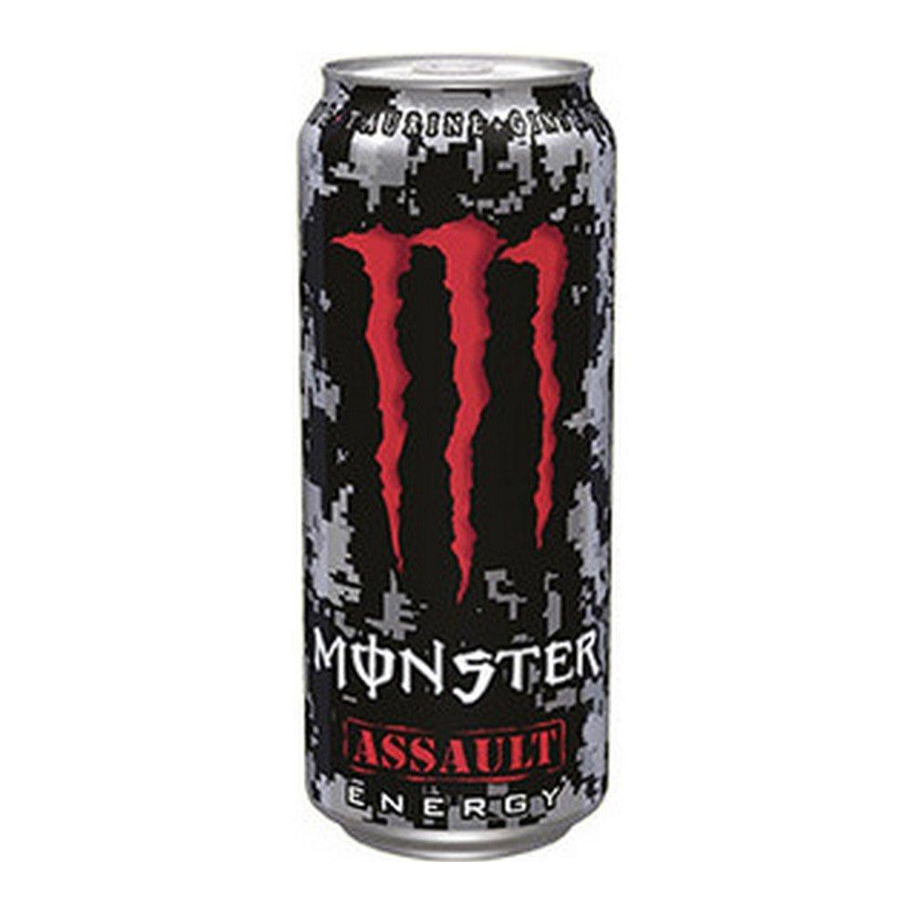Monster Assault | Blik 12 x 0,5 liter