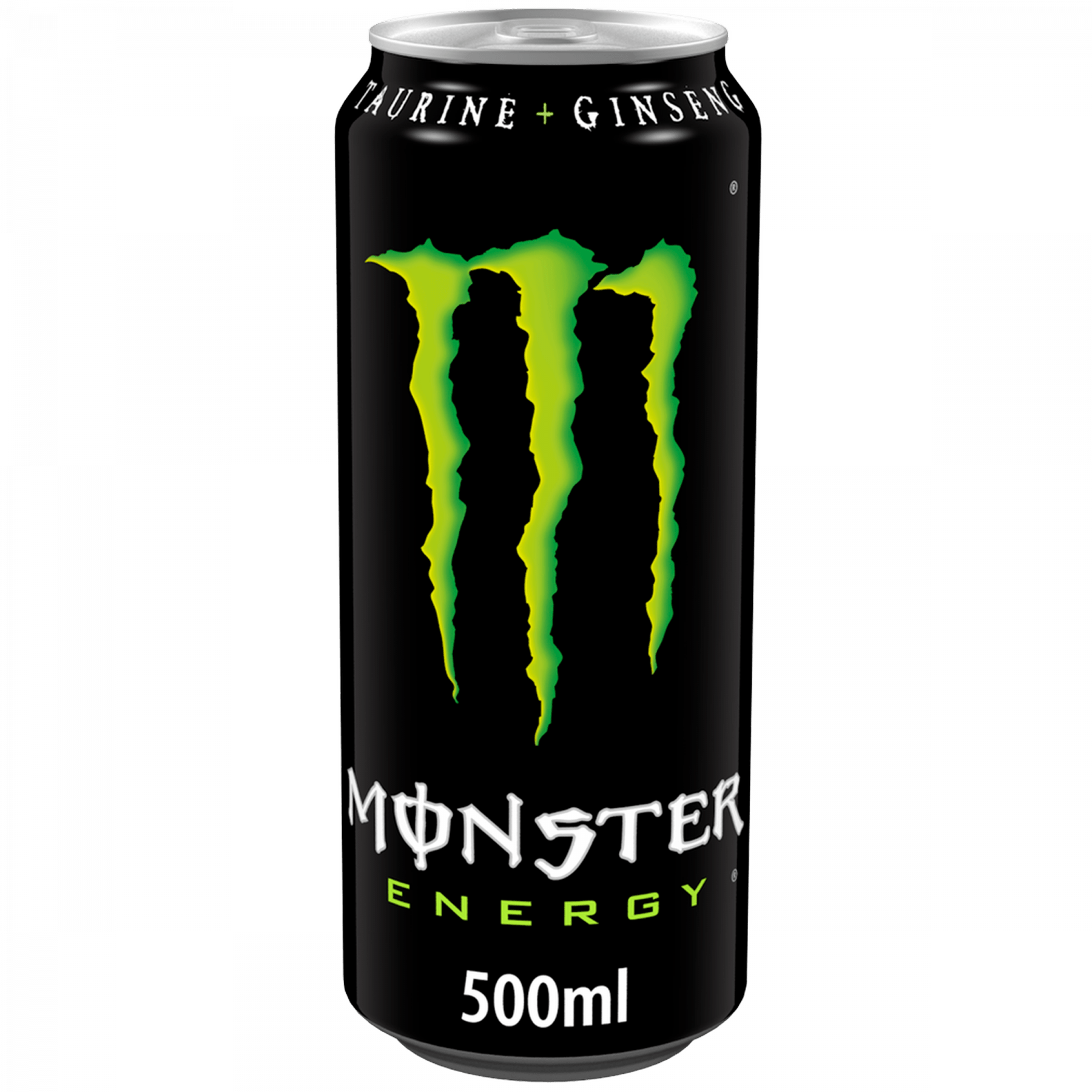 Monster Regular groen   Blik 12 x 0,5 liter