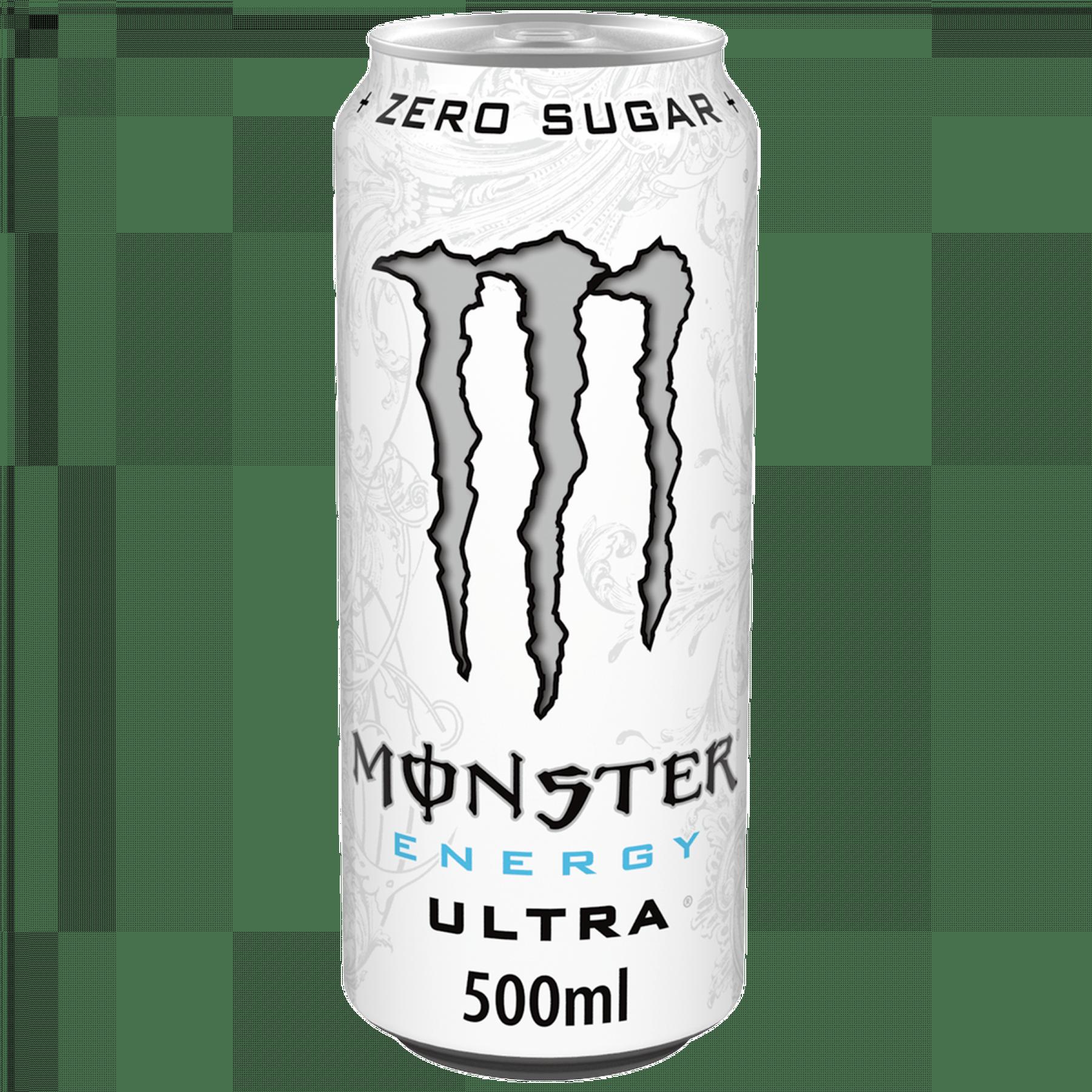 Monster Ultra White   Blik 12 x 0,5 liter