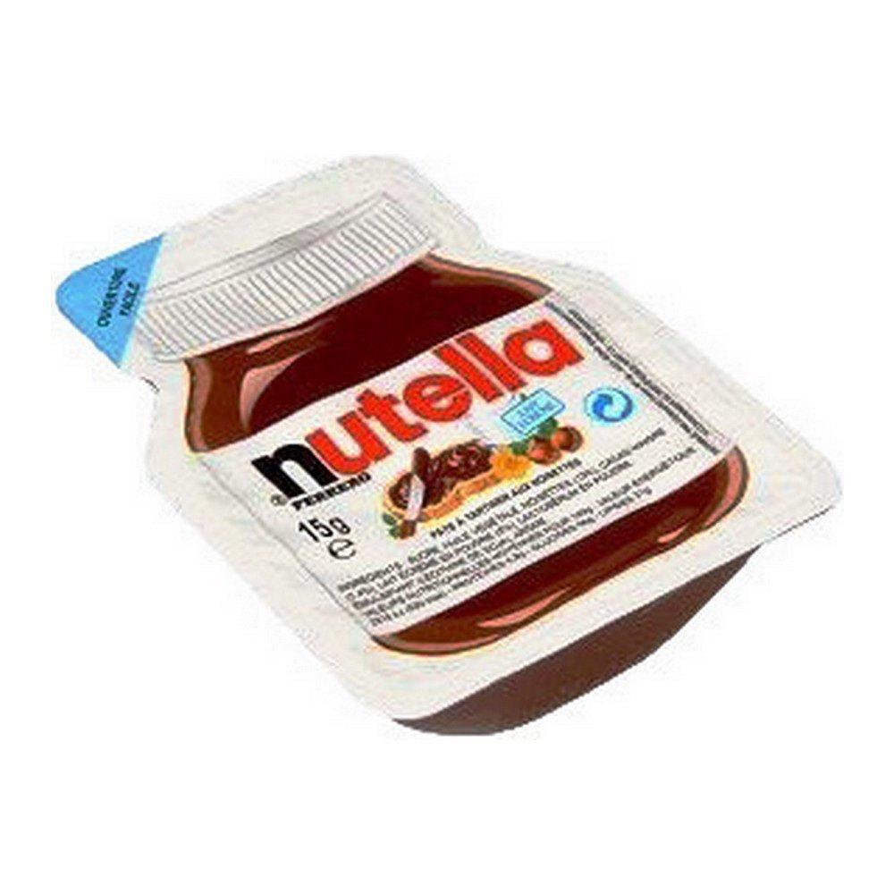 Nutella | Hazelnootpasta | 120 cups x 15 gram