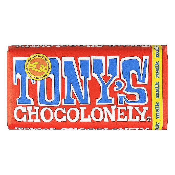 Tony's Chocolonely Melk 15 stuks